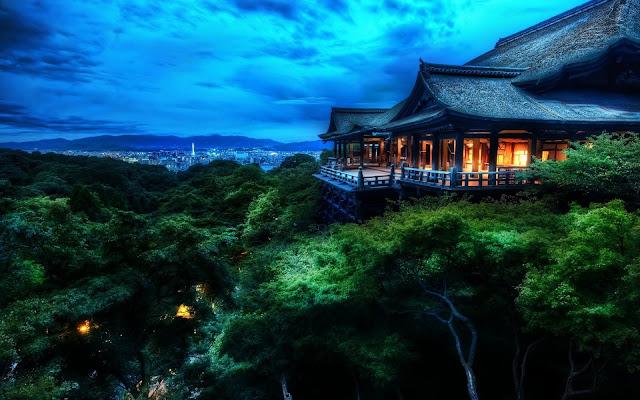 Kyoto Mountains