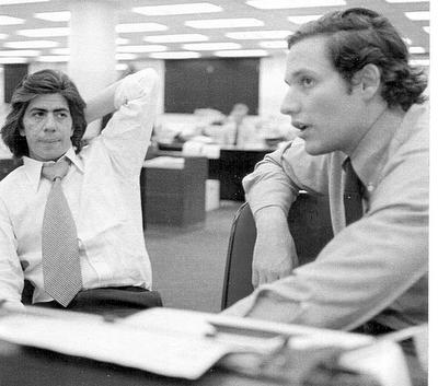 Young Carl Bernstein