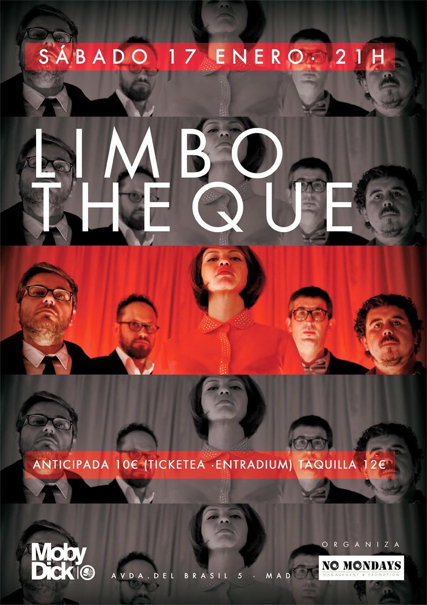 Limbotheque (17/01/2015)