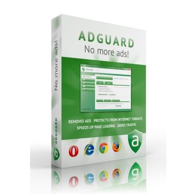 تحميل برنامج منع الاعلانات والنوافذ المنبثقة Free Adguard Web Filter 5.6.609.4283