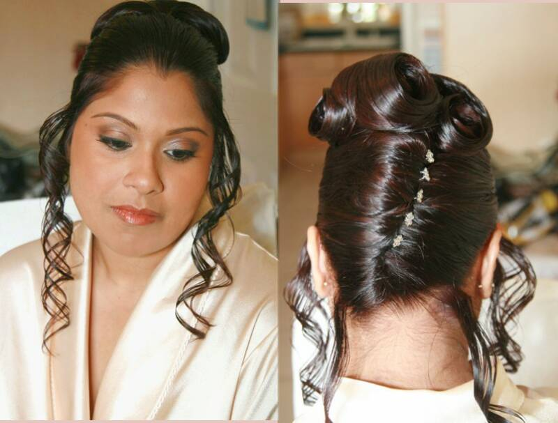 Images Of Hairstyle For Indian Women Spacehero