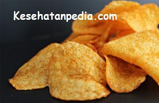 Bahaya makan keripik kentang terlalu sering bagi kesehatan