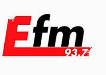 Click the banner to listen to e-fm dar. 93.7 fm