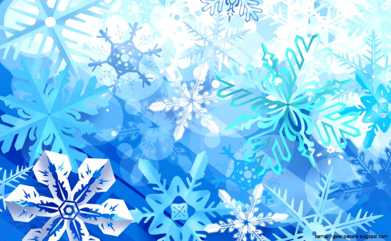 Winter Snowflake Background 14875  DFILES