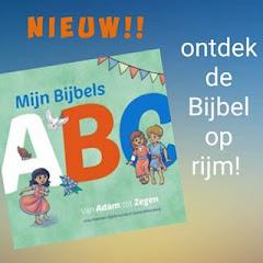 """Verschenen: """"Mijn Bijbels ABC"""""""