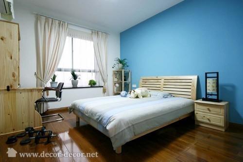 Cuartos pintados azul – dabcre.com