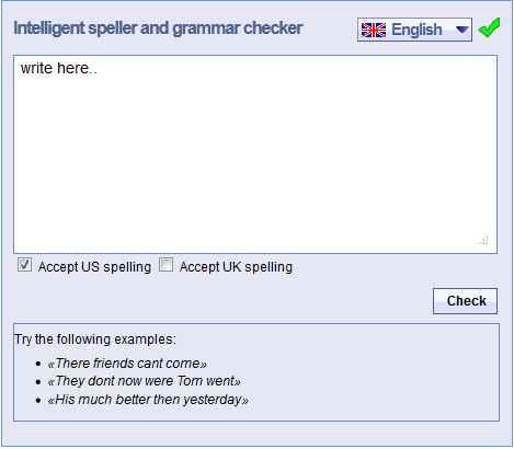 corecteaza greselile in engleza