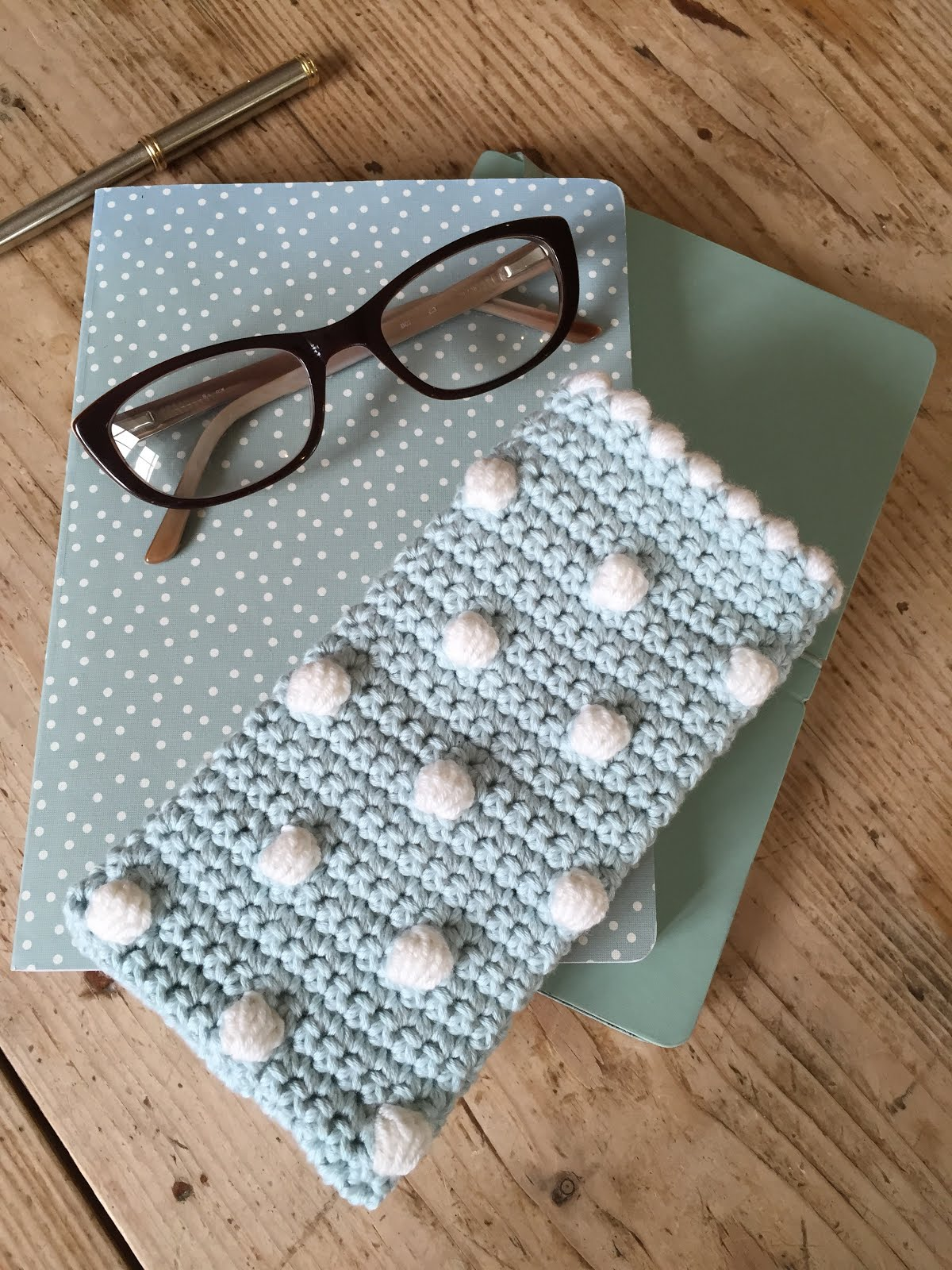 Bobbly Glasses Case