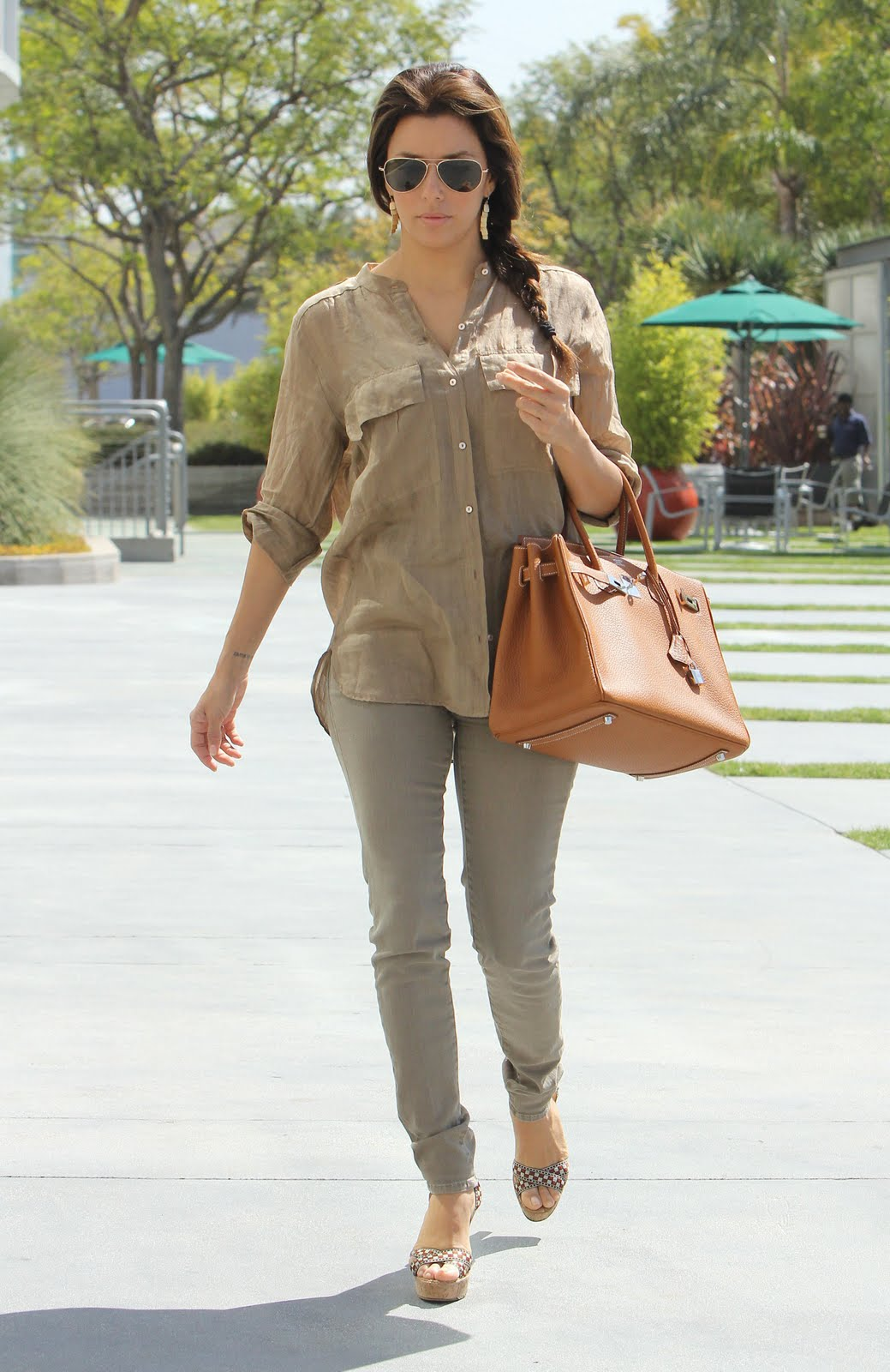 Style Diaries : Eva Longoria