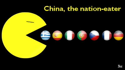 China, the nation-eater