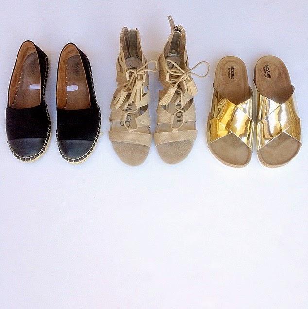 target spring sandals 2015