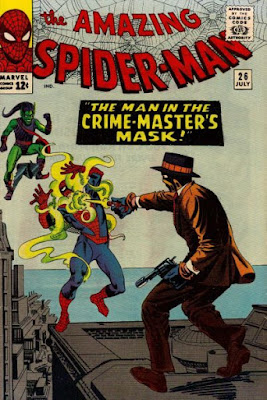 Amazing Spider-Man #26, the Crime-Master