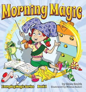 Morning Magic Childrens Book Review