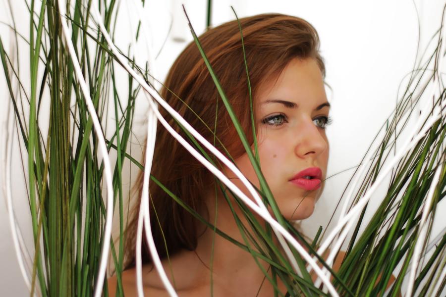 detail gesicht beauty kosmetik