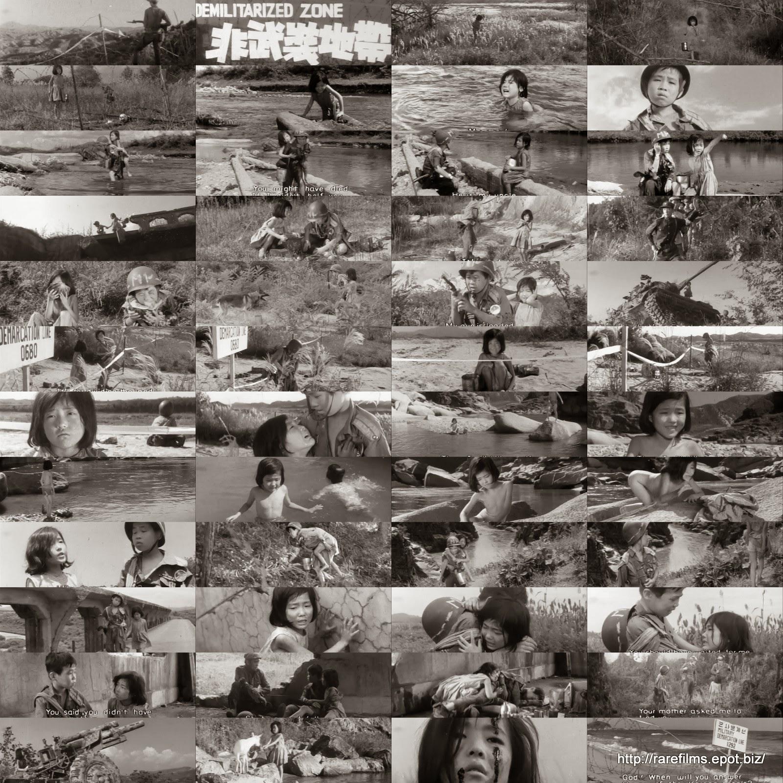 Демилитаризованная зона / Bimujang jidae / The Demilitarized Zone. 1965.