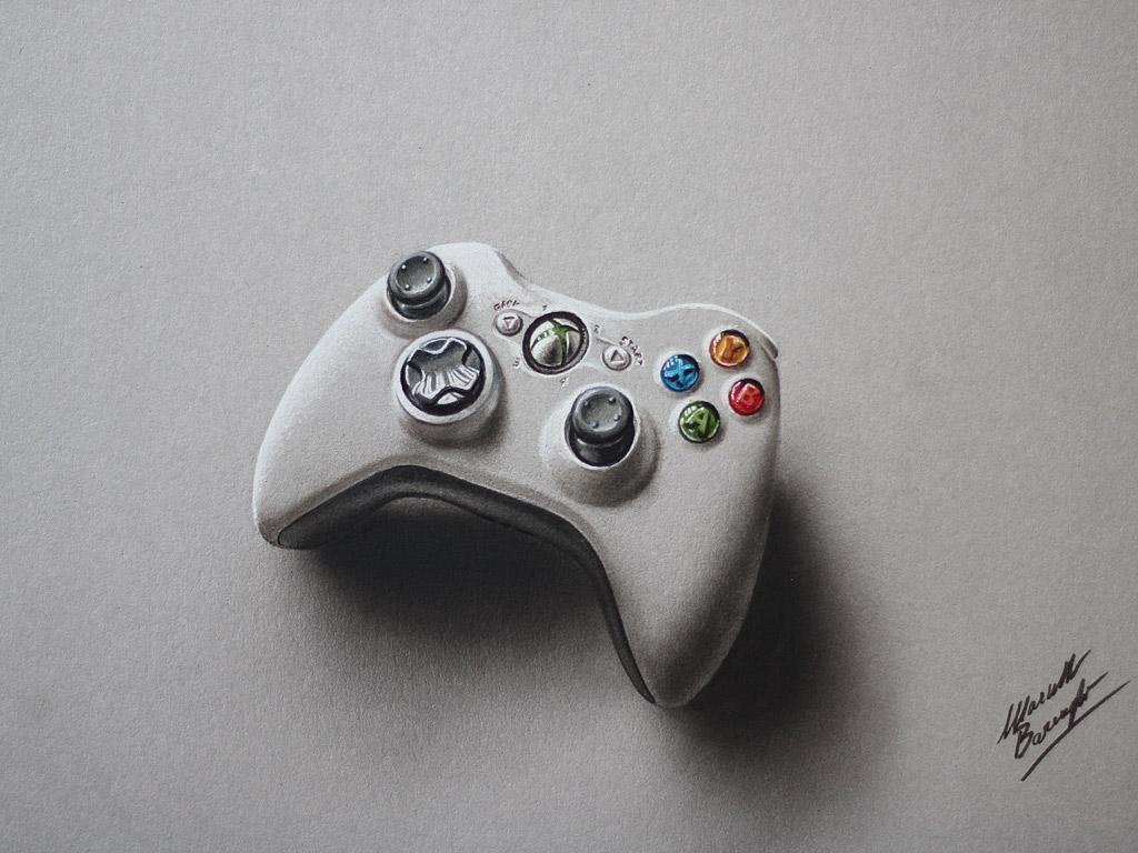 Xbox Live Drawing : Marcello barenghi november