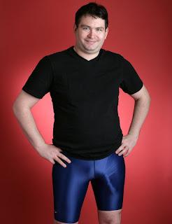Foto Jonah Falcon Pria dengan penis terbesar di dunia