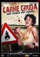 Cartel de la película Carne cruda