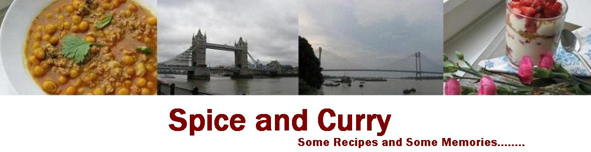 Spice and Curry