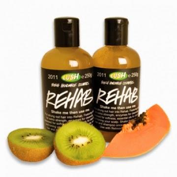 reanimator lush shampoo
