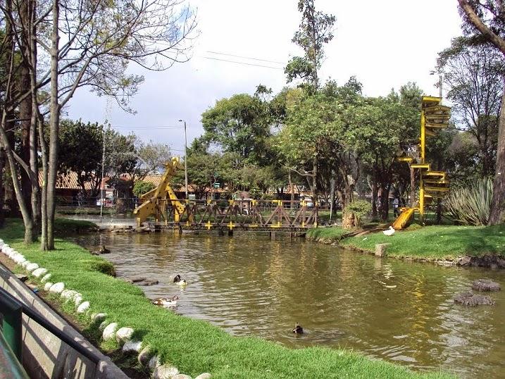Parque Distrital Ciuad Montes