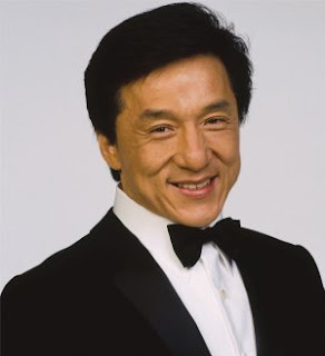 Hollywood Star Jackie Chan Picture with Biography