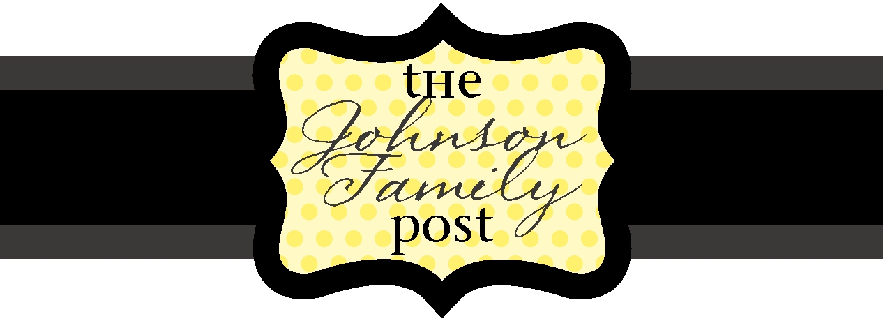 The Johnson Family Blog