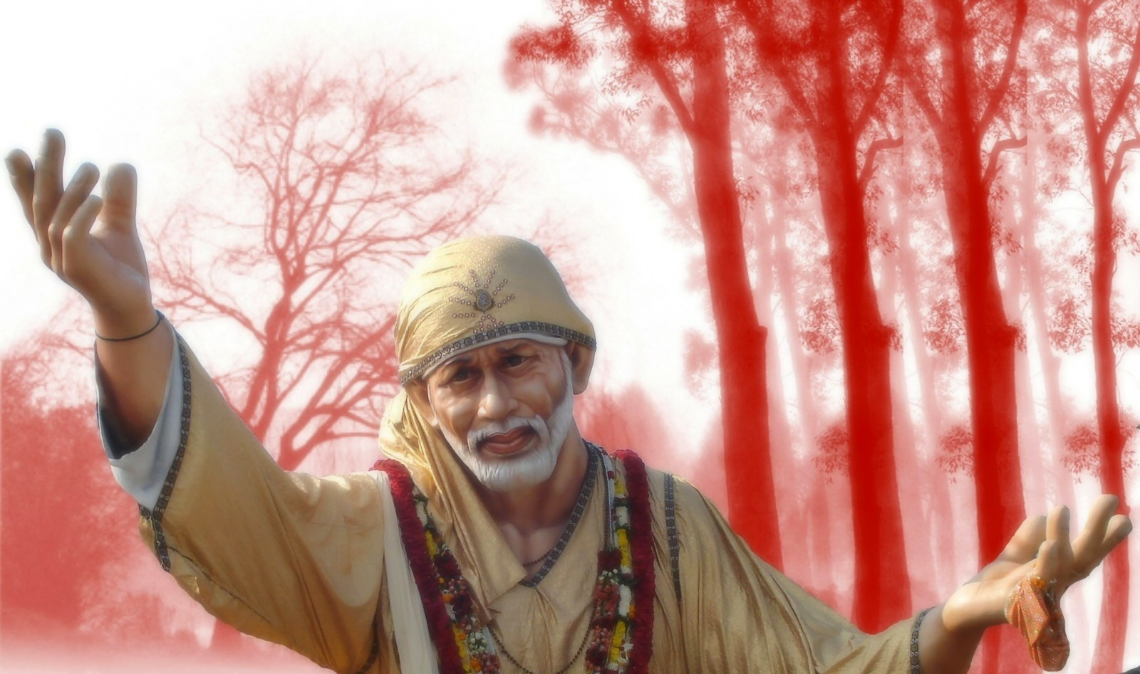 sai baba wallpaper hd b4night photos