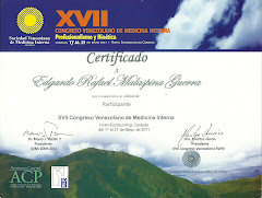 XVII CONGRESO DE MEDICINA INTERNA
