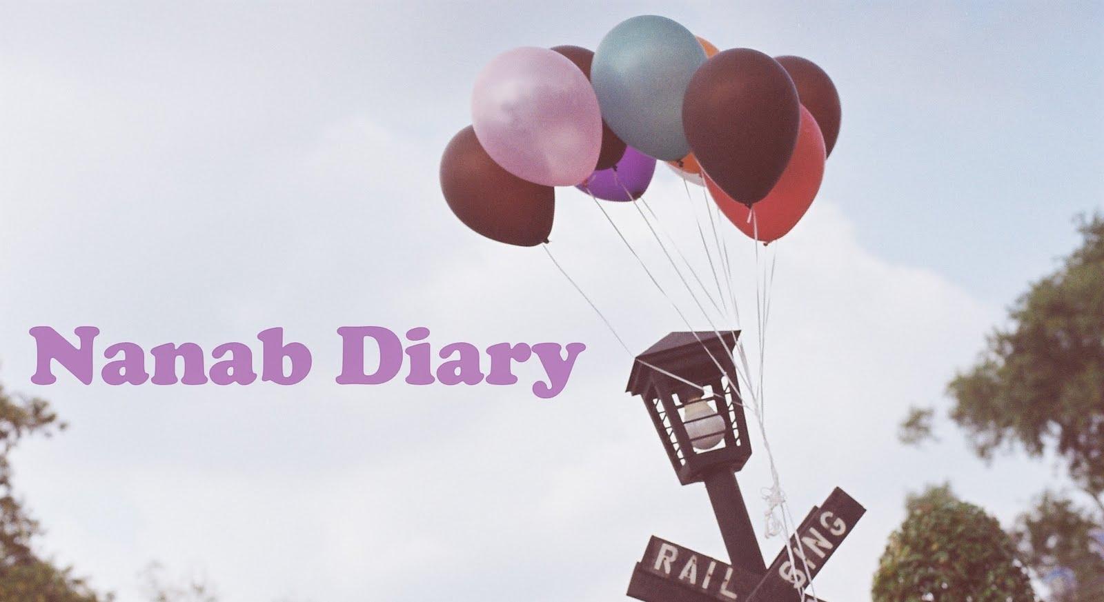 Nanab Diary