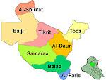 Salahaddin Map