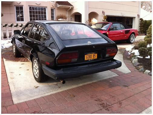 1985 alfa romeo gtv6. Alfa Romeo Gtv6 3.0. 1985 Alfa