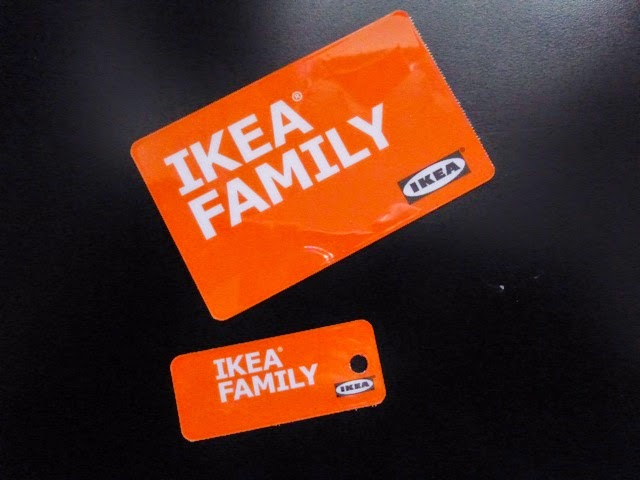 IKEA discount coupon family card