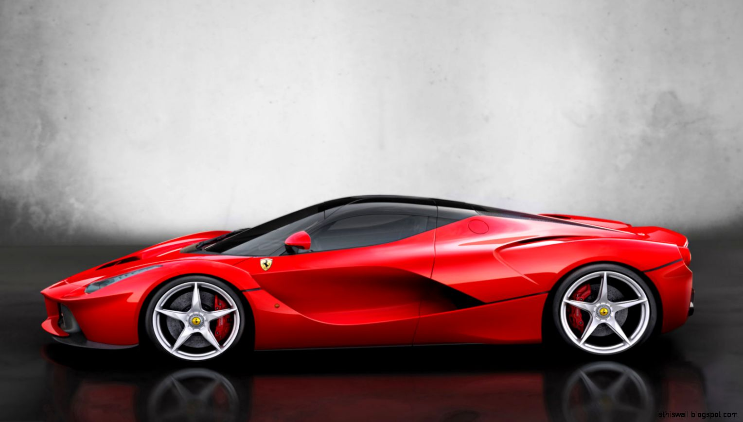 Ferrari LaFerrari Wallpaper » Infinite Garage