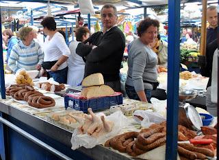 Krakow Kielbasa Market