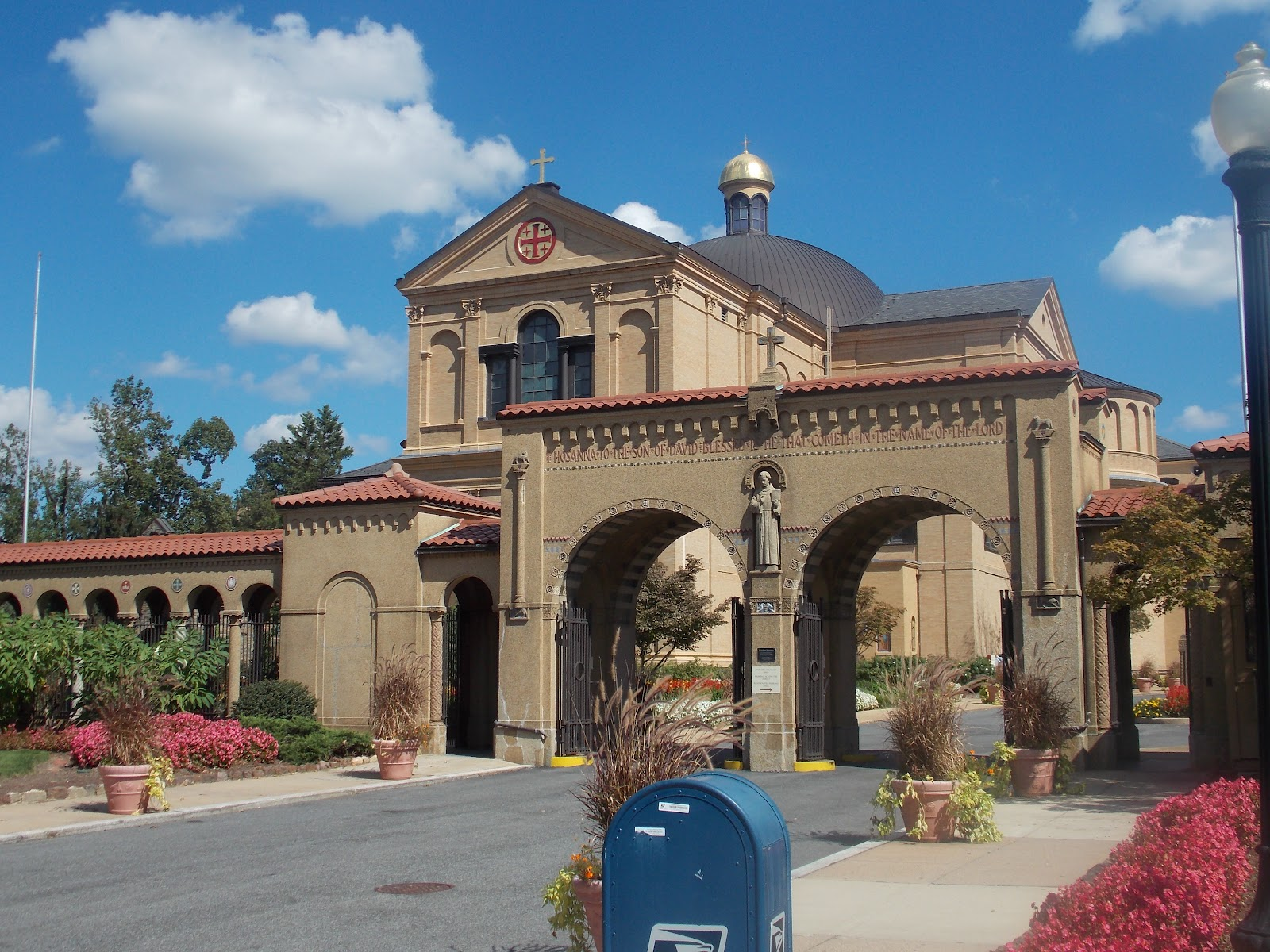 The schramm journey the franciscan monastery of for The franciscan