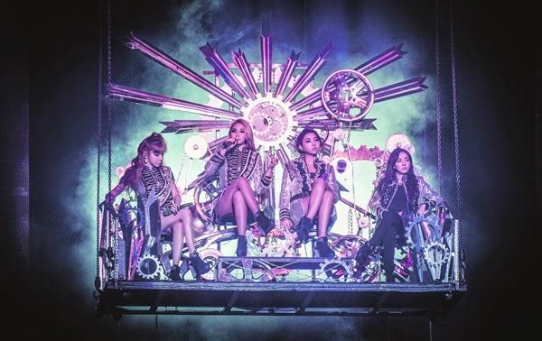 2NE1 ký hợp đồng với công ty của Katy Perry để chuẩn bị ra mắt tại Mỹ