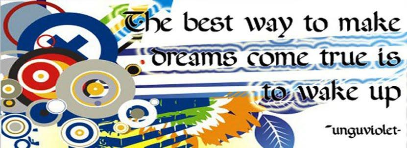 dreams c0me true..
