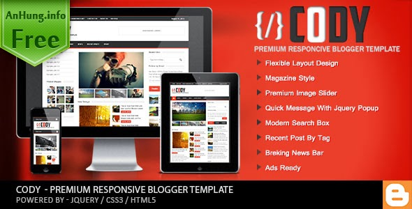 Template seo Blogger