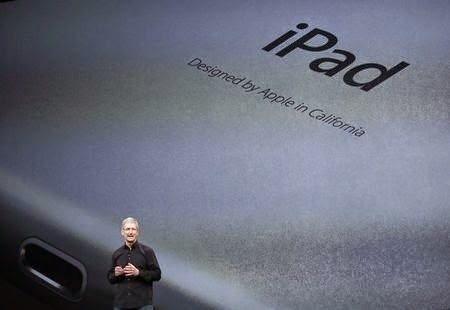Apple Set To Hold iPad Event On October 16