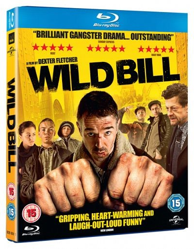 Wild Bill (2011) BRRip 600MB Movie   Links
