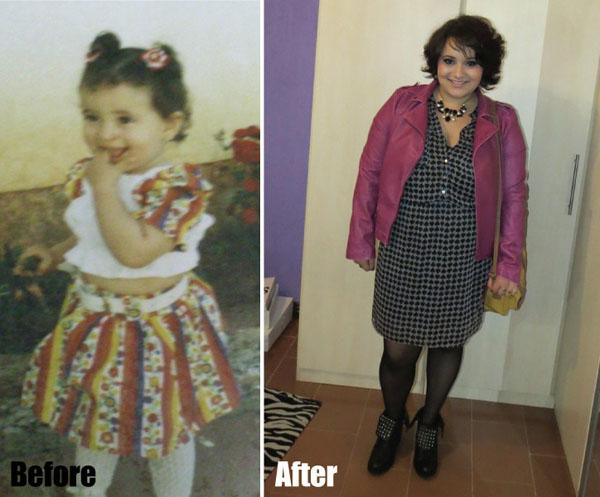 Jeh Lopes Femme Fatale antes e depois