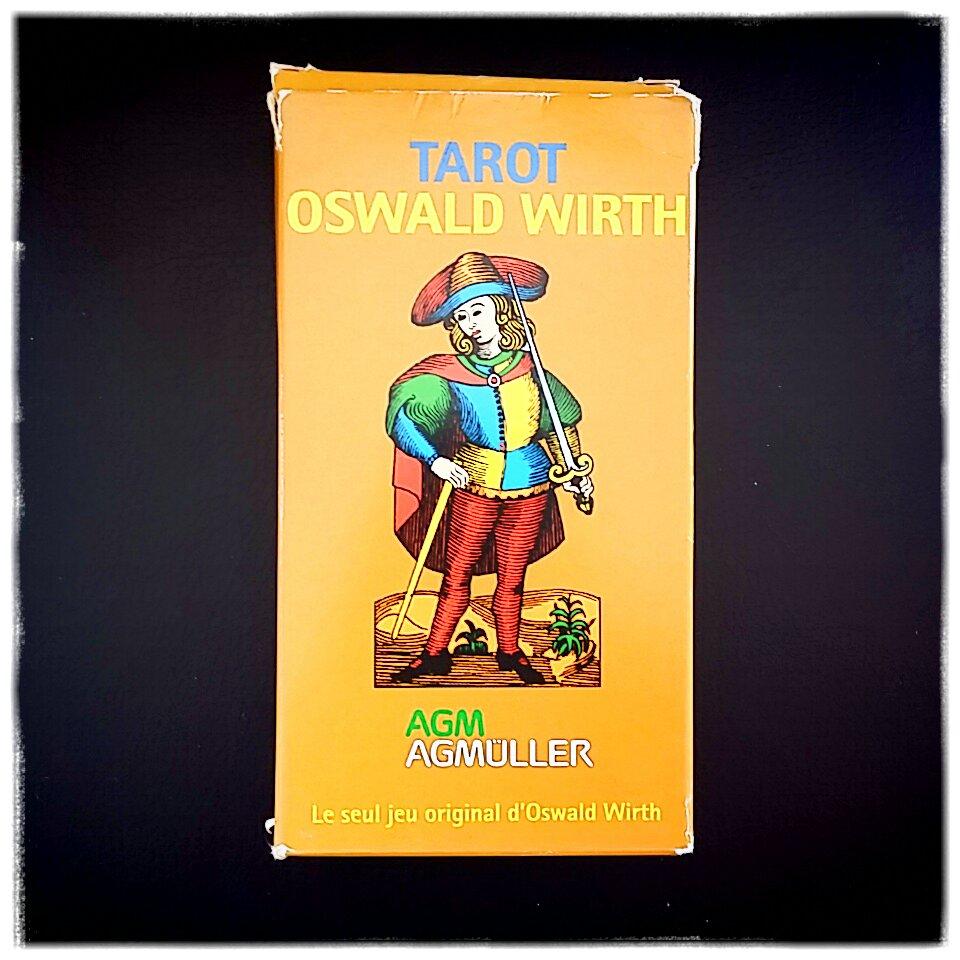 Janette Pernot tarot de Wirth ésotérisme développement personnel