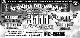 EL ANGEL DEL DINERO.