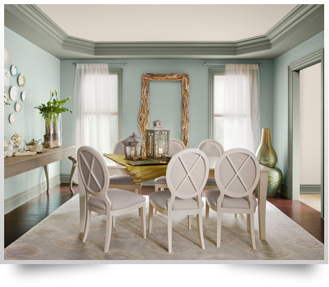 2012 Benjamin Moore Color of the Year: Wythe Blue