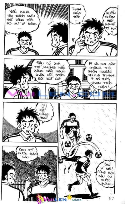 Jindodinho - Đường Dẫn Đến Khung Thành III Tập 63 page 67 Congtruyen24h