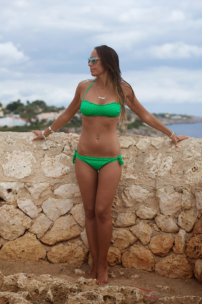 fashion blogger bikini