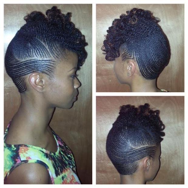 naturally beautiful hair gorgeous