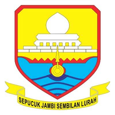 Logo Provinsi Jambi Vektor